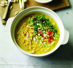 Chicken Mulligatawny Soup Recipe | Food Republic