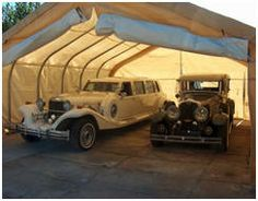 Instant-up Fabric Garages, Carports, Sheds and Shelters by Rhino Shelters