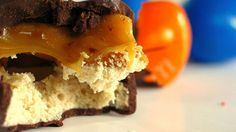 Weight Watchers Snickers Candy Bar recipe – 2 points