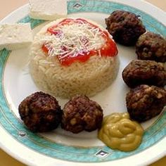 Keftedes - Greek Cypriot Meatballs