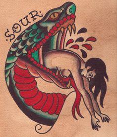 Sway - Sacred Electric Tattoo