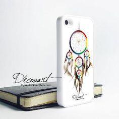 Dream catcher iPhone 4 case iPhone 4s case case by Decouartshop