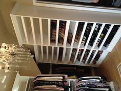Shoe Shelves....