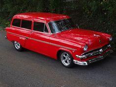"""1954 Ford Ranch Wagon """"Radio Flyer"""""""