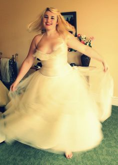 Custom Made to Fit Fine Bridal Tulle Petticoat by DaintyRascal, $225.00