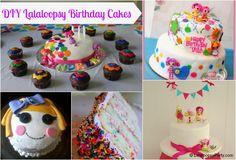 cupcak, cake idea, birthday parties, birthdays, lalaloopsi parti, lalaloopsi cake, lalaloopsi birthday, parti idead, birthday cakes
