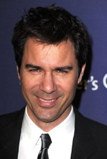 Eric McCormack  March 14 - Filming at my sisters house