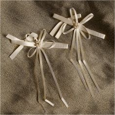 Accent Bows - Eternal - Ivory