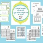 McGraw-Hill Reading WONDERS Sight Word Packet 5 Literacy Activities that will enrich your student's knowledge of Wonders Sight Words.  And we all k...