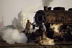Agra, India, 1983 - McCurry
