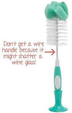 How to clean wine glasses - Ask Anna