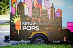 King of Pops is now serving pops in Savannah!