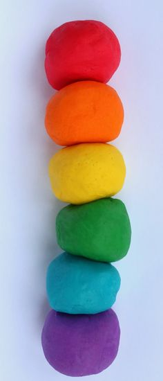 {NEW recipe} Super soft Edible Gluten Free Playdough  From Fun at Home with Kids