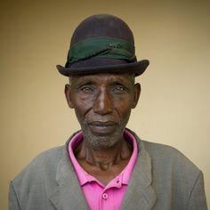 Mister Seritier in Lake Kivu area, Rwanda by Eric Lafforgue on Flickr.