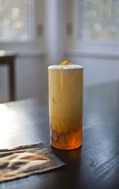 The Ramos Gin Fizz Cocktail |  2 oz gin 1 egg white ½ oz fresh lemon juice ½ oz fresh lime juice ¾ oz simple syrup 3 drops orange blossom water 1 oz heavy cream 1 oz soda or seltzer water - See more at: http://www.huzza.net/huzzalogy/ramos-gin-fizz-cocktail/#sthash.zbEzlg9Z.dpuf