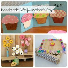 Handmade Mother's Day Ideas