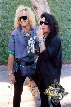 Stephen Pearcy & Robbin Crosby