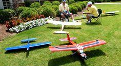 model air plane hobby