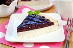 HG's Cherry-Good Cheesecake