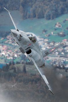 F5E Tiger II Swiss Air Force