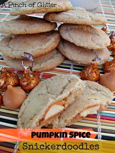 treats, pinch, halloween pumpkins, cooki, pumpkin spice