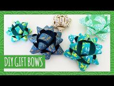 DIY Gift Bows - Weekly Recap - HGTV Handmade (+playlist)