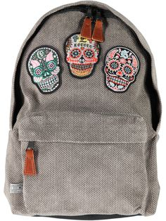 Sasquatchfabrix Eototo men's Skull Backpack. WANT WANT WANT WANT