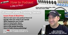 How To Podcast - Training Videos from Steve Cherubino