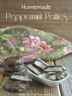 Homemade Peppermint Patties Recipe