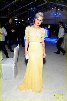 Kelly Ousborne - Elton John AIDS Foundation Academy Awards Viewing Party 2012