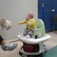 How Baby-Driven Robots Could Help Disabled Children