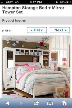 Queen Beds For Girls Queen bed for t...