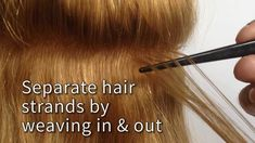 Tape Hair Extensions on Pinterest | Tape Extensions, Indian Hair Color ...