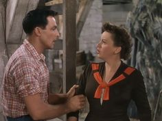 Judy Garland and Gene Kelly inSummer Stock(1950)