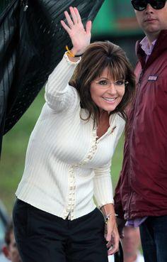 Sarah Palin.