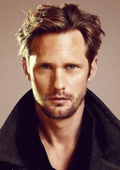 Alexander Skarsgard, True Blood #HBO •• Eric is a favorite in our house!