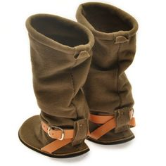 Baby boots / Zuzii