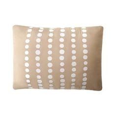 Room Essentials® Dot Decorative Pillow - Tan