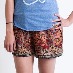 pajamas, mataji mini, shorts, punjammi, woman clothing, minis, india, princesses, pajama short