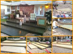 By using salvaged materials, you can build a great deck without a huge price tag. See if you agree with us by viewing the full project. http://theownerbuildernetwork.co/ez9m