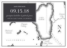 Kleinfeld Paper || Two Become One custom Save-the-Date