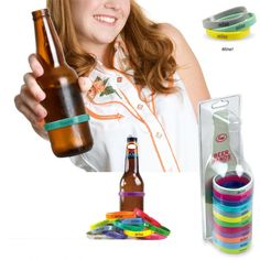 Mine Beer Bands | Drinking Gear | Bar & Drinking Gifts | FunSlurp.com