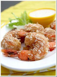 colada dip, coconuts, bake shrimp, sauce recipes, coconut shrimp, pina colada, coconut bake, dipping sauces, dip sauc