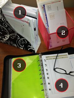 How to organize your bills!