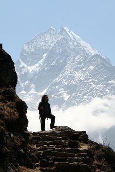 Kathmandu , Nepal, Himalayas, Everest