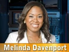Melinda Davenport, news anchor/reporter. Click on picture to view bio.
