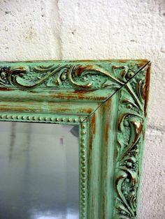 My Stuff on Facebook: Beach Blues Cottage Chic Furniture Restoration