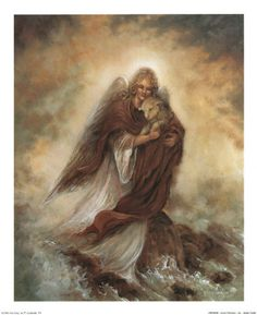 embrac, heaven, angel protect, lamb, angel michael, guardian angels