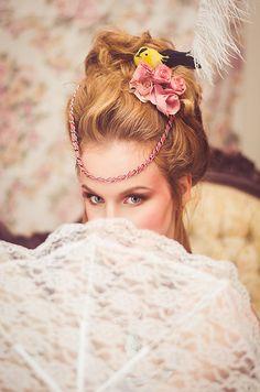 Vintage/Antique themes Marie Antoinette