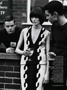 the collections: sam rollinson and max minghella by alasdair mclellan for uk vogue august 2013 | visual optimism; fashion editorials, shows, campaigns & more!
